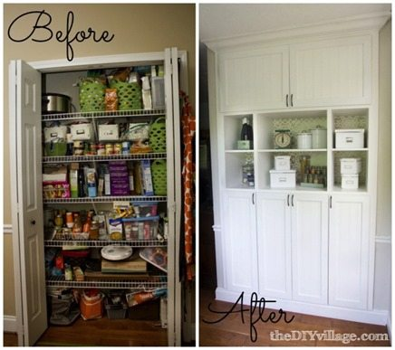Pantry-Before-After