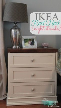 change up ikea nightstands