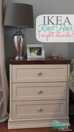 change up ikea nightstands