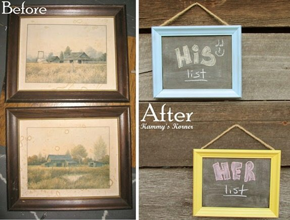 diy chalkboard paint with plaster of paris
