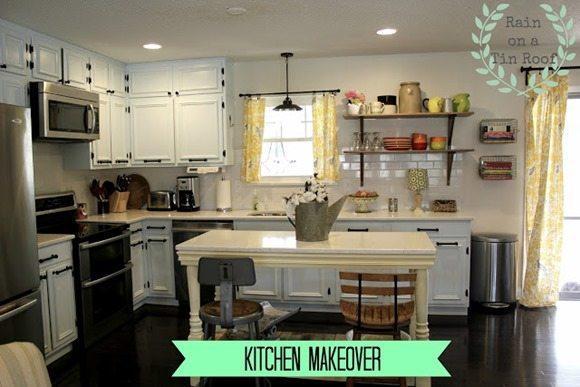 kitchen makeover