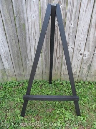 large display easel