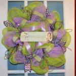 Giveaway from Pink Door Wreaths