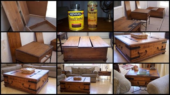 Coffee Table Re-do