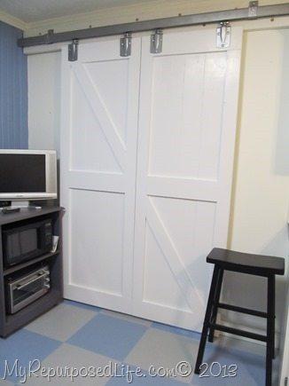 DIY Barn Doors (27)