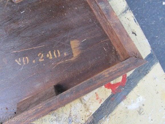 Hardwood Flooring As A Tabletop My Repurposed Life