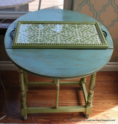 $5 side table