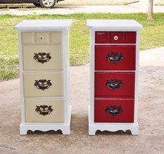 spray paint furniture updates