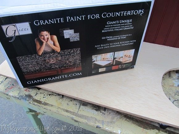 giana granite paint