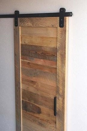 reclaimed lumber products RLP Flat Track