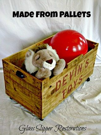 toy crate-made-from-pallets-