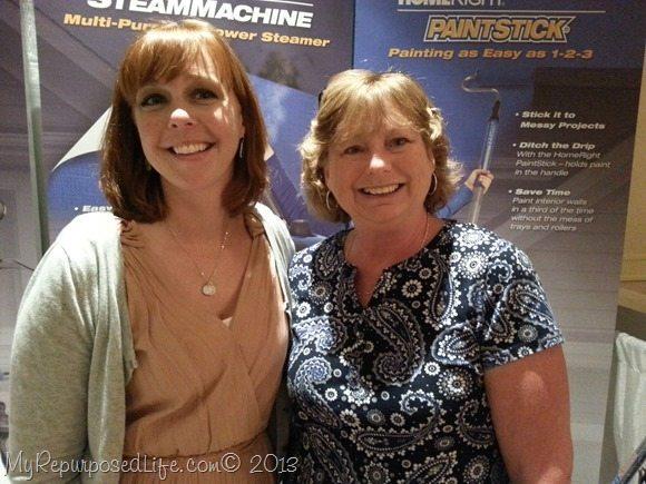 Laura & Gail