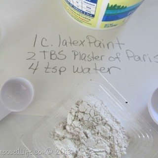 DIY with MRL Premiere Episode | All about chalky paint primer