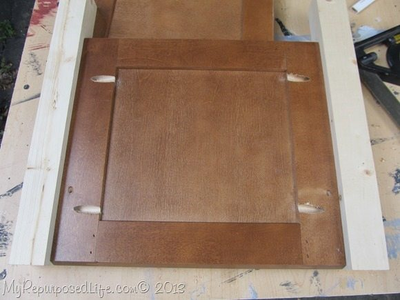 Wood garden box diy plans wooden fence gate making for Building kitchen cabinets with kreg jig