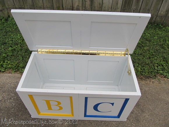 how to make a toybox