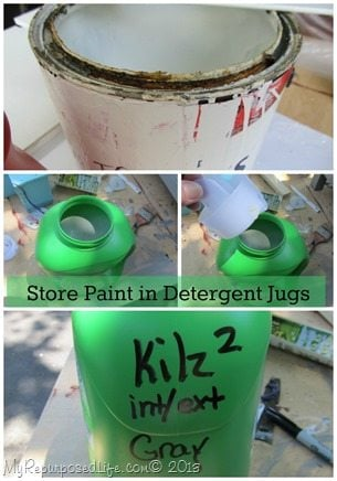 How To Deal With Rusted Paint Cans My Repurposed Life