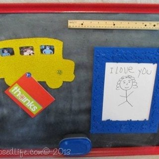 Back to School Student Motivational Board