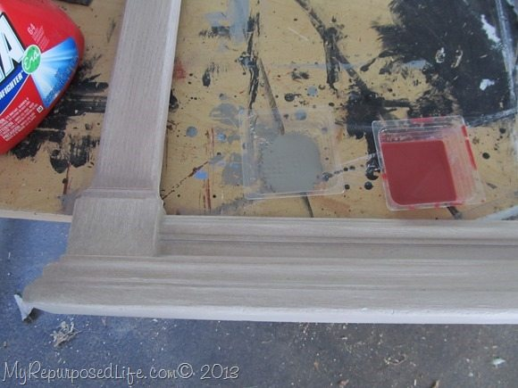 glazing plastic mirror