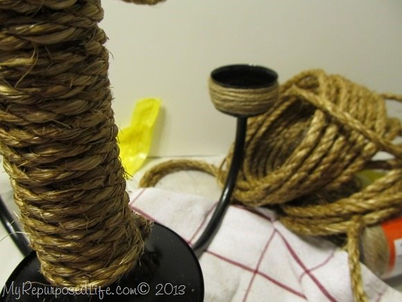 rope-wrapped-candelabra