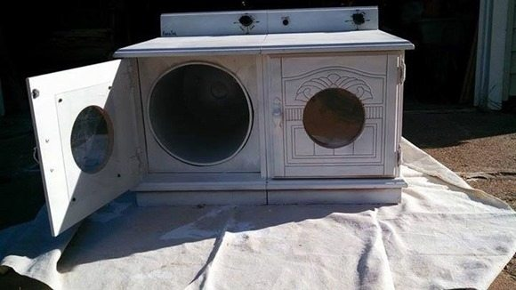 kid's luandry washer/dryer