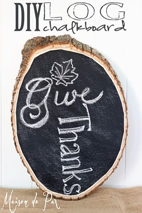 log-chalkboard-sign