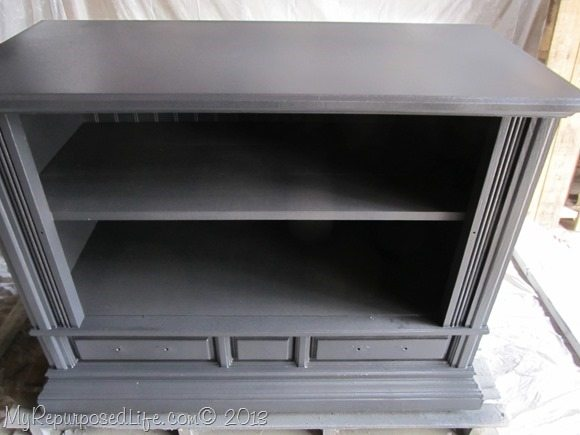 one-coat-diy-chalk-paint-sprayed