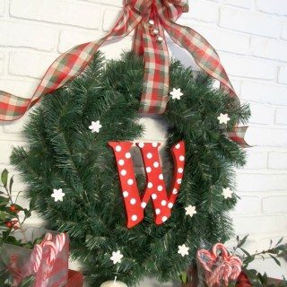 Whimsical Christmas Wreath and More