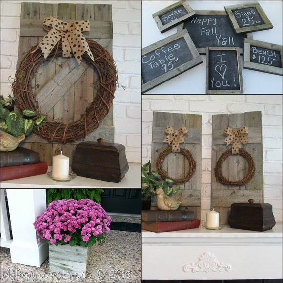use the good boards to make signs for My Repurposed Life Etsy shop ...