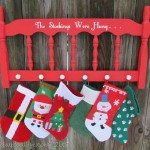 Christmas Stocking Hanger
