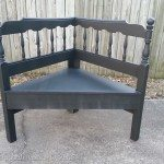 Headboard Corner Bench