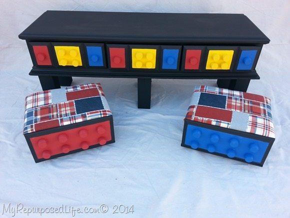 Diy lego table repurposed dresser my repurposed life diy lego table solutioingenieria Image collections