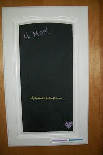 More easy chalkboards!