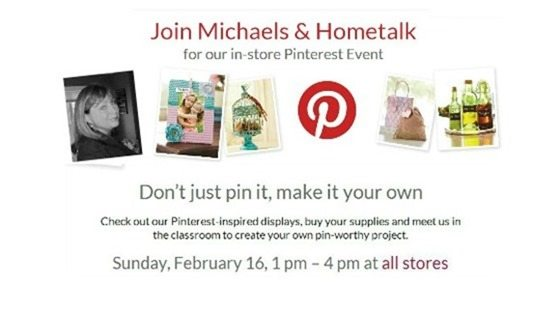 MyRepurposedLife-Hometalk-Michaels-Pinterest-Event
