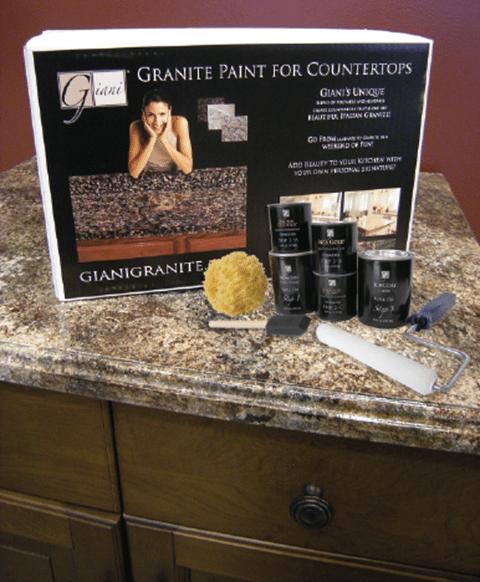 Giani granite kit giveaway my repurposed life for Giani granite