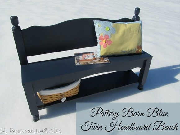 pottery-barn-blue-twin-headboard-bench