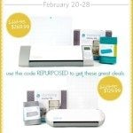 Silhouette Stamping Starter Kit Promotion