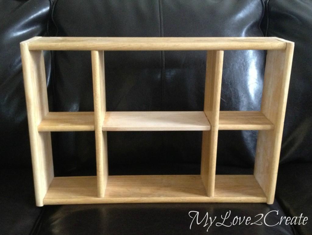 modified shelf