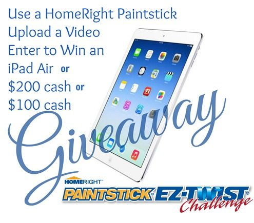HomeRight PaintStick EZ-Twist Challenge