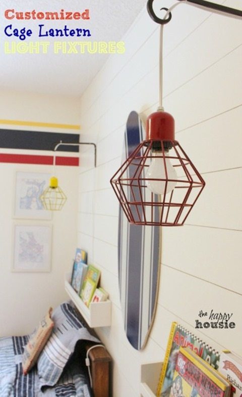 Red-Cage-Lantern-Light-Fixtures