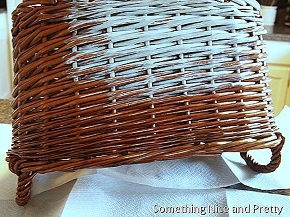 gray-painted-basket