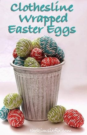 clothesline-wrapped-Easter-eggs