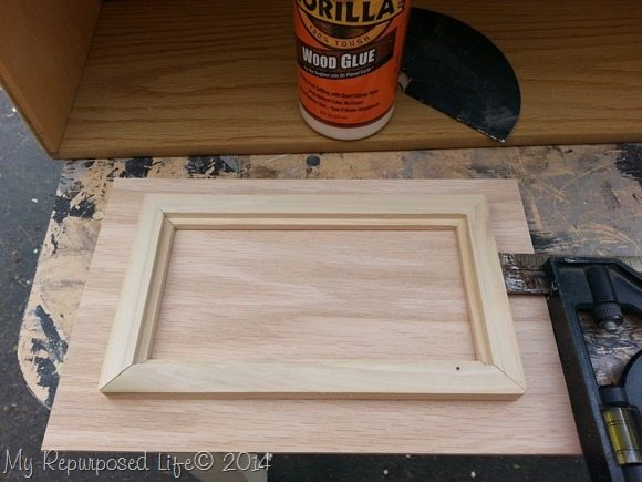 gorilla-wood-glue-holds-frame