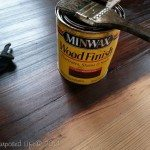 How to Stain Vintage Hardwood Floors