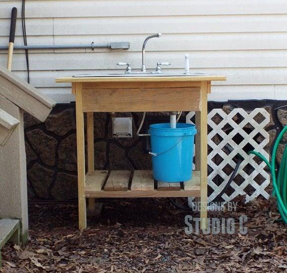 how-to-outdoor-sink