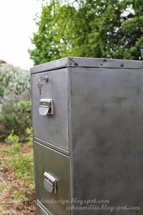 industrial-look-file-cabinet-makeover