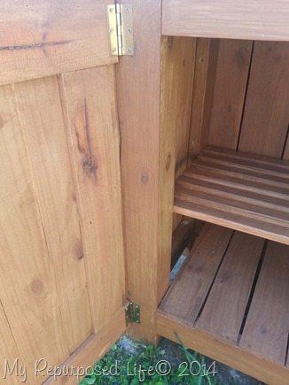 install-doors-potting-bench