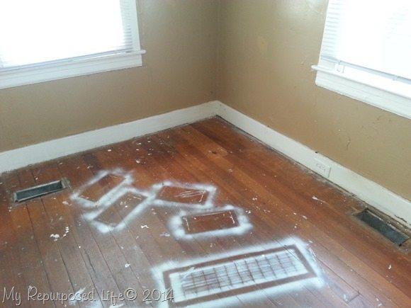 Spray Paint Floor Gurus