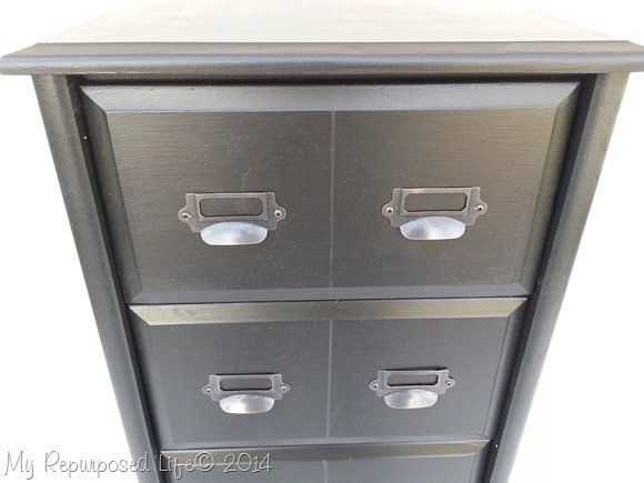 tall black cabinet chest repurposed black cabinet my repurposed 174 26984