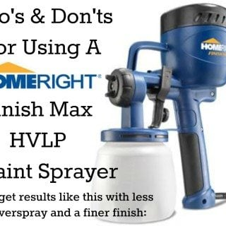 Finish Max Paint Spraying 101