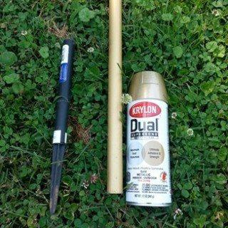 repair, refresh broken wind chimes